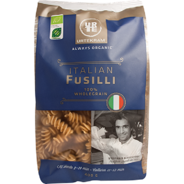 Fusilli Wholegrain
