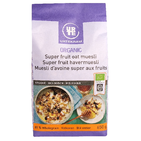 Super Fruit Oast Muesli