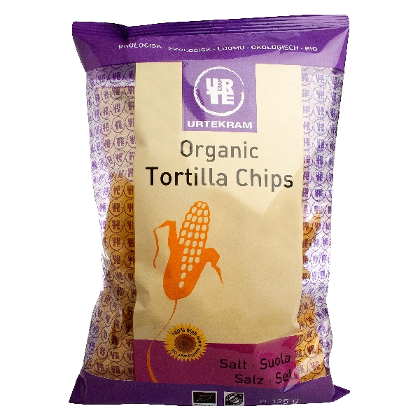 Tortilla Chips Organic salt